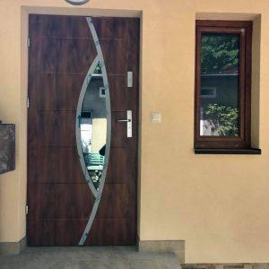 Montaż drzwi zewnętrznych w Augustowie