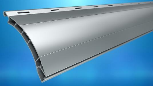 Profil PVC-52 perforowany
