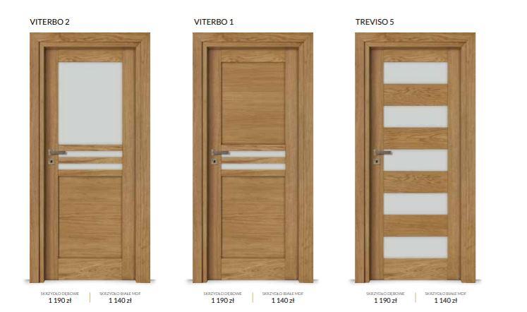 Drzwi wewnętrzne Doorsy